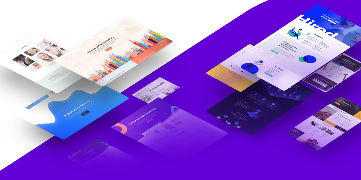 Divi Theme Review and Free Layouts