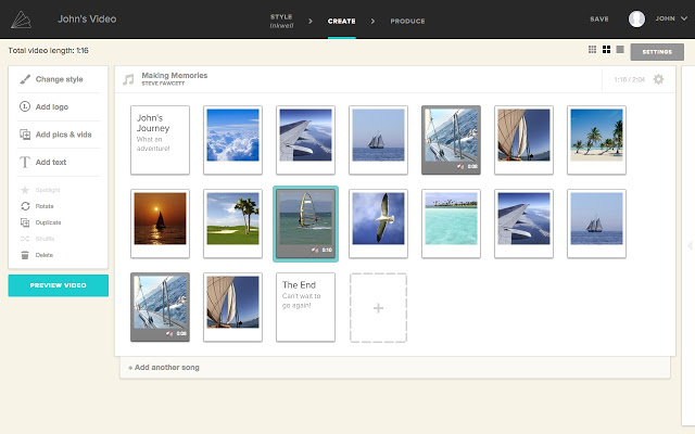 Review on Animoto – Video Editing Tool